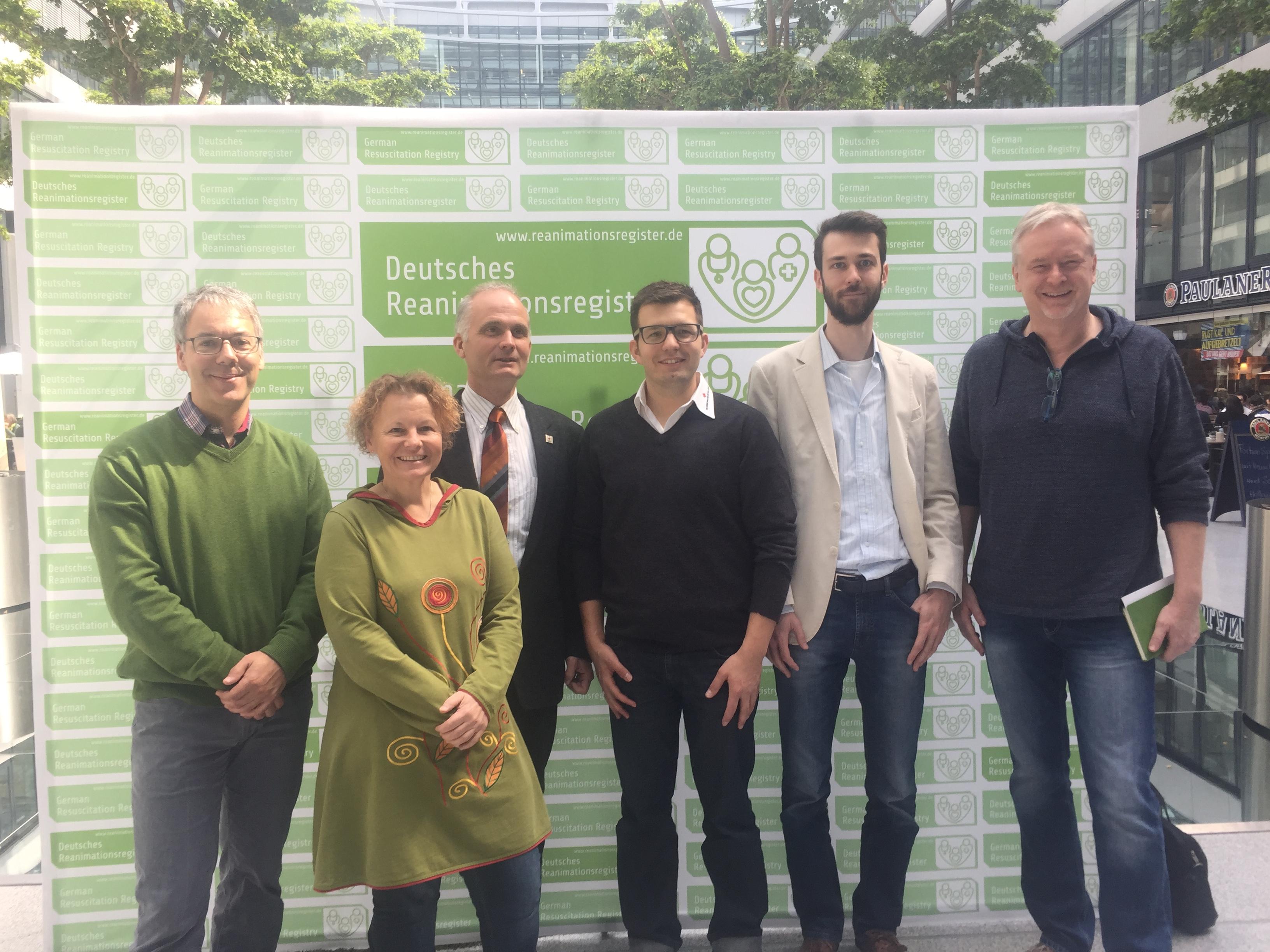 Österr. Teilnehmerinnen am 2017 Jahrestreffen des GRR in Frankfurt